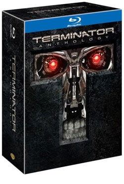 The Terminator Anthology (Blu-ray Disc) 10576458