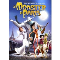 A Monster In Paris (DVD)