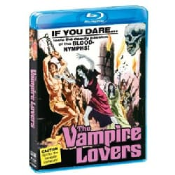 The Vampire Lovers (Blu-ray Disc) 10578567