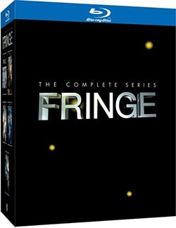 Fringe: The Complete Series (Blu-ray Disc) 10578903