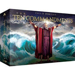The Ten Commandments (Blu-ray/DVD) 10578938