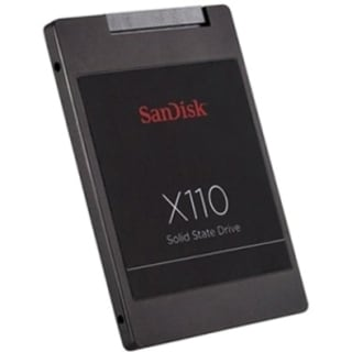 "SanDisk X110 64 GB 2.5"" Internal Solid State Drive"