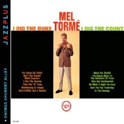 MEL TORME - I DIG THE DUKE I DIGCOUNT/SWINGS SHUBERT ALLEY 10597126