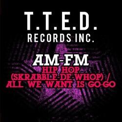 AM-FM - HIP HOP (SKRABBLE-DE-WHOP)/ALL WE WANT IS GO-GO 10604833