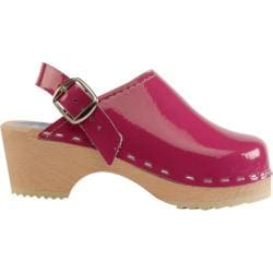 Girls' Cape Clogs Hot Pink Patent Hot Pink