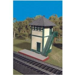 HO Scale Thomas & Friends Sodor Scenery Switch Tower