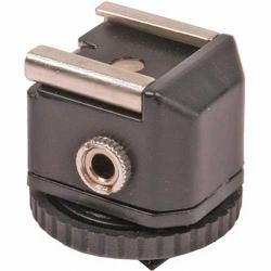 Dot Line DL-0411 Hot Shoe to 3.5mm and Female PC Adapter