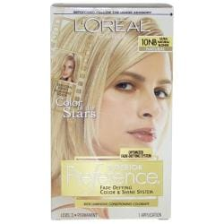 L'Oreal Natural Superior Preference Fade-defying Color #10NB Ultra Natural Blonde Hair Color