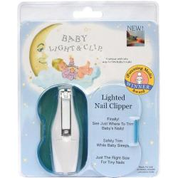 Baby Light and Clip Lighted Nail Clipper