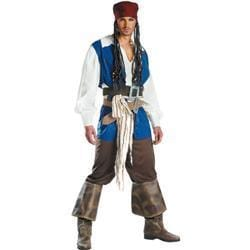 Disguise Inc 31483 Pirates of the Caribbean 3