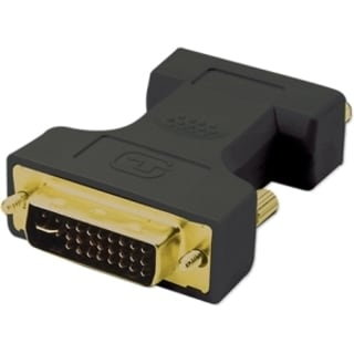 4XEM DVI-I Dual Link Male To VGA Female Adapter