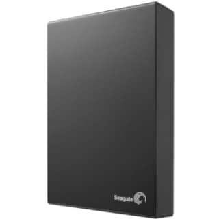 "Seagate Expansion STBV4000100 4 TB 3.5"" External Hard Drive"