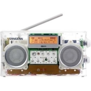 Sangean Portable Clock Radio