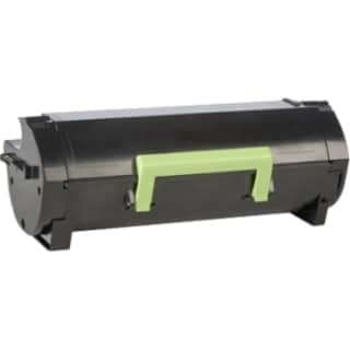 Lexmark 501G Toner Cartridge - Black
