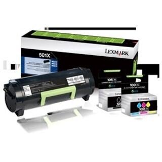 Lexmark Toner Cartridge - Cyan