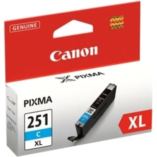 Canon CLI-251XL Ink Cartridge - Cyan