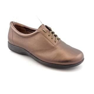 Walking Cradles Women's 'Ashby' Leather Dress Shoes - Extra Wide