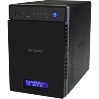 Netgear ReadyNAS 314 4-Bay, 4x1TB Desktop Drive