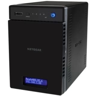 Netgear ReadyNAS 314 4-Bay, 4x2TB Enterprise Drive