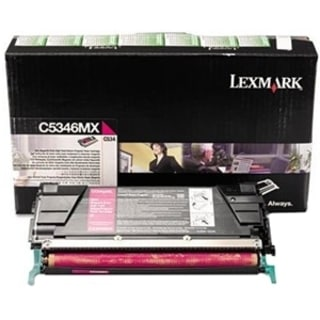 Lexmark Extra High Yield Return Program Magenta Toner Cartridge