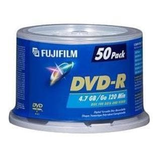 Fujifilm 8x DVD-R Media