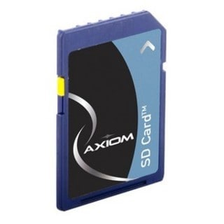Axiom 8GB Micro Secure Digital High Capacity (SDHC) Card - Class 4