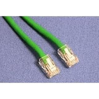 APC Cables 25ft Cat5e UTP Stranded PVC Green