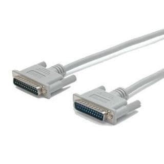 StarTech.com 10 ft Straight Through Serial Parallel Cable - DB25 M/M