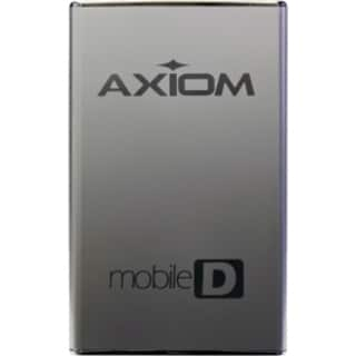 "Axiom Mobile-D 320 GB 2.5"" External Hard Drive"