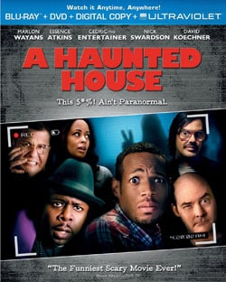 A Haunted House (Blu-ray/DVD) 10755677