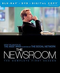 The Newsroom: The Complete First Season (Blu-ray/DVD) 10757540