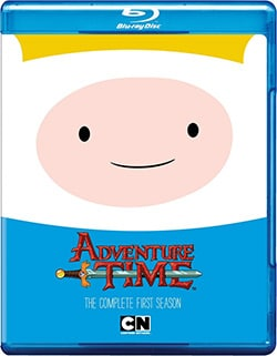 Adventure Time: The Complete First Season (Blu-ray Disc) 10757616