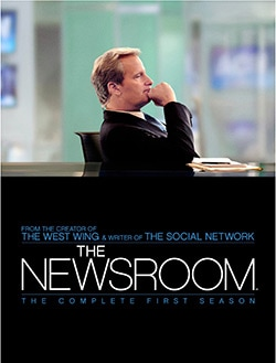 The Newsroom: The Complete First Season (DVD) 10757617