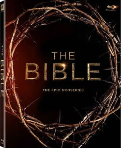 The Bible: The Epic Miniseries (Blu-ray Disc) 10757756