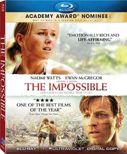 The Impossible (Blu-ray) 10758334
