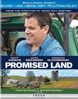 Promised Land (Blu-ray Disc) 10758724