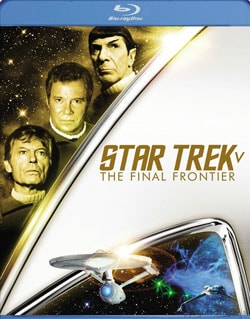 Star Trek V: The Final Frontier (Blu-ray Disc) 10759131