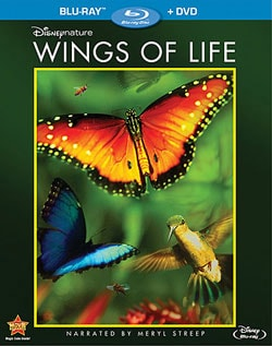 Disneynature: Wings of Life (Blu-ray/DVD) 10759237