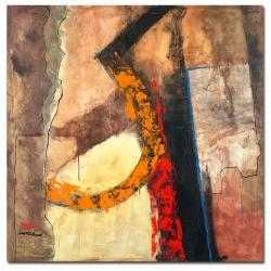 Joarez 'Mie Ken' Canvas Art