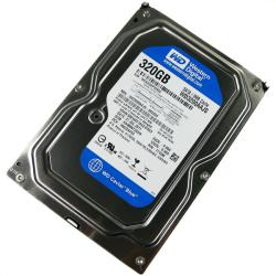 Western Digital Caviar Blue WD3200AAJS 320GB 7200RPM SATA Hard Drive