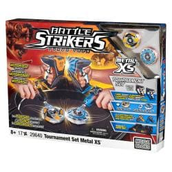 Mega Bloks Striker Battle Tournament Play Set 8554694