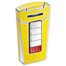 Colibri TTR007002 Tonino Lamborghini Aero Lighter Yellow