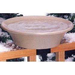Non Heated EZ Tilt Deck Mount Bird Bath