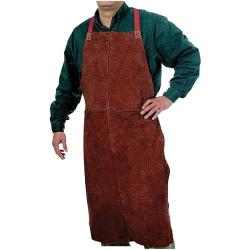 Anchor Leather Bib Apron