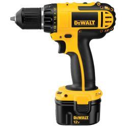 DeWalt 3/8-inch Cordless Drill Kit