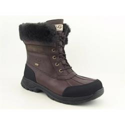 UGG Australia Men&amp;amp;apos;s Club Brown &amp;amp;apos;Butte&amp;amp;apos; Snow Boots