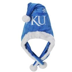 Kansas Jayhawks Thematic Santa Hat 8664988