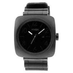 Nixon Men's A118-001 Volta PU All Black Watch