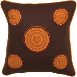 Decorative 18-inch Spot Pillow