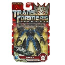 Transformers 2 Sonar Class Action Figure 8750197
